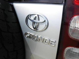 2007 Toyota Landcruiser Prado KDJ120R Grande Silver 5 Speed Automatic Wagon