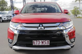 2016 Mitsubishi Outlander ZK MY16 LS 2WD Red Metallic 6 Speed Constant Variable Wagon