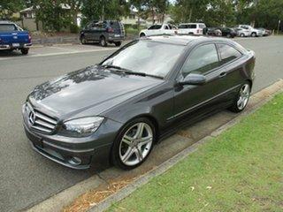 2010 Mercedes-Benz CLC-Class CL203 CLC200 Kompressor Evolution Exclusive Grey 5 Speed Automatic
