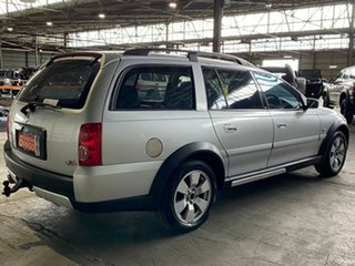 2004 Holden Adventra VZ (VY II) CX8 Silver 4 Speed Automatic Wagon