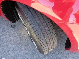 2011 Suzuki Swift FZ GA Red 5 Speed Manual Hatchback