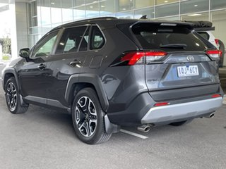 2019 Toyota RAV4 Axaa54R Edge AWD Graphite 8 Speed Sports Automatic Wagon