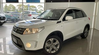 2017 Suzuki Vitara LY RT-S 2WD White 5 Speed Manual Wagon