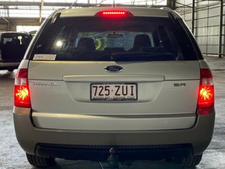 2006 Ford Territory SY SR AWD Silver 6 Speed Sports Automatic Wagon