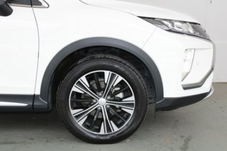 2019 Mitsubishi Eclipse Cross YA MY19 LS 2WD White 8 Speed Constant Variable Wagon