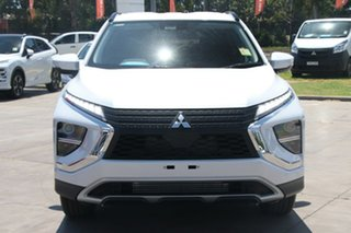 2020 Mitsubishi Eclipse Cross YB MY21 LS 2WD White Diamond 8 Speed Constant Variable Wagon