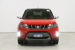 2018 Suzuki Vitara LY S Turbo (2WD) Red 6 Speed Automatic Wagon.