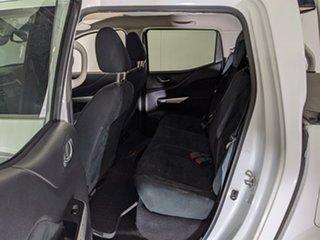 2015 Nissan Navara D23 ST 4x2 White 7 Speed Sports Automatic Utility