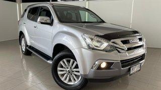 2018 Isuzu MU-X MY17 LS-T Rev-Tronic Silver, Chrome 6 Speed Sports Automatic Wagon.