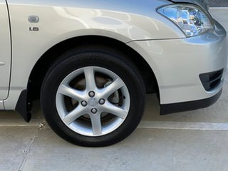 2004 Toyota Corolla ZZE122R 5Y Ascent Silver 4 Speed Automatic Hatchback