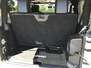 2012 Jeep Wrangler JK MY2012 Sport White 6 Speed Manual Softtop