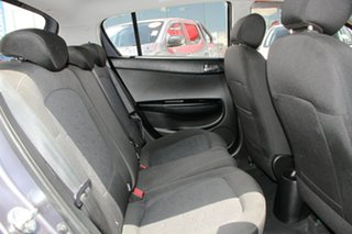 2011 Hyundai i20 PB MY11 Active Grey 5 Speed Manual Hatchback