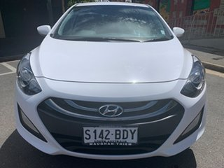 2014 Hyundai i30 GD2 MY14 SE White 6 Speed Manual Hatchback