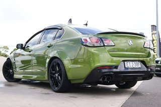 2016 Holden Commodore VF II MY16 SS V Jungle Green 6 Speed Manual Sedan.