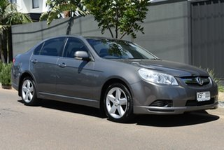 2007 Holden Epica EP MY08 CDXi Grey 5 Speed Automatic Sedan