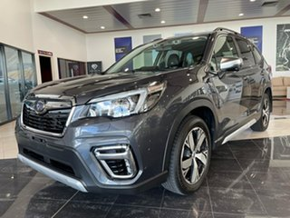 2019 Subaru Forester S5 MY19 2.5i-S CVT AWD Grey 7 Speed Constant Variable Wagon
