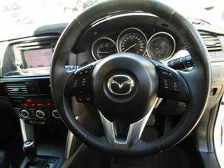 2013 Mazda CX-5 KE1021 MY13 Akera SKYACTIV-Drive AWD White 6 Speed Sports Automatic Wagon