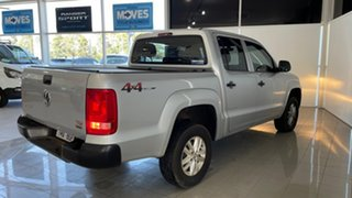 2017 Volkswagen Amarok 2H MY17 TDI420 4MOTION Perm Core Silver 8 Speed Automatic Utility