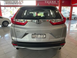 2018 Honda CR-V RW MY18 VTi-L FWD Silver 1 Speed Constant Variable Wagon