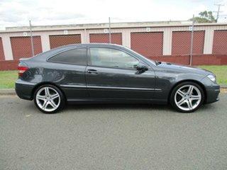 2010 Mercedes-Benz CLC-Class CL203 CLC200 Kompressor Evolution Exclusive Grey 5 Speed Automatic.