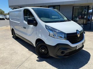 2015 Renault Trafic X82 66KW Low Roof SWB White 6 Speed Manual Van.