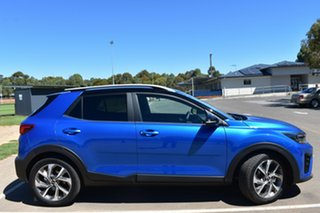 2020 Kia Stonic YB MY21 Sporty Blue/aurora B 7 Speed Sports Automatic Dual Clutch Wagon.