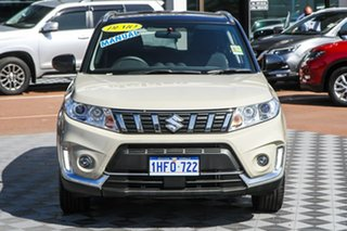 2020 Suzuki Vitara LY Series II 2WD Ivory & Black 5 Speed Manual Wagon.