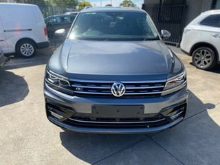 2019 Volkswagen Tiguan 5N MY19.5 162TSI Highline DSG 4MOTION Allspace Grey 7 Speed.