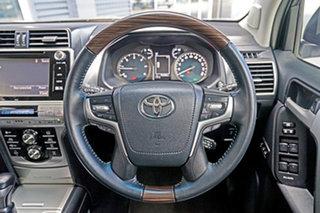 2017 Toyota Landcruiser Prado GDJ150R Kakadu Classic Silver 6 Speed Sports Automatic Wagon