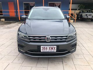 2017 Volkswagen Tiguan 5N MY18 140TDI DSG 4MOTION Highline Grey 7 Speed Sports Automatic Dual Clutch.