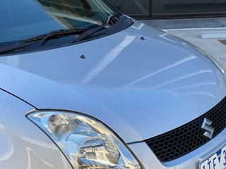 2008 Suzuki Swift RS415 Silver 4 Speed Automatic Hatchback
