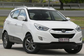 2014 Hyundai ix35 LM3 MY14 Elite AWD White 6 Speed Sports Automatic Wagon.