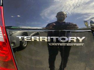 2011 Ford Territory SY MkII TS Limited Edition (RWD) 4 Speed Auto Seq Sportshift Wagon