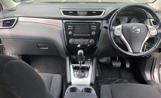 2017 Nissan Qashqai J11 ST Grey Automatic