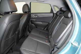 2020 Hyundai Kona OS.3 MY20 Highlander 2WD Ceramic Blue 6 Speed Sports Automatic Wagon