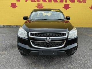 2016 Holden Colorado RG MY16 LS Crew Cab Black 6 Speed Sports Automatic Utility.