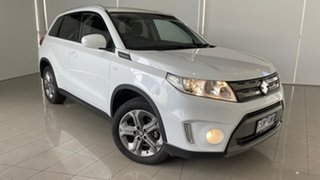 2017 Suzuki Vitara LY RT-S 2WD White 5 Speed Manual Wagon.