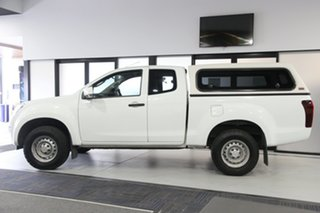 2015 Isuzu D-MAX TF MY15 SX (4x2) White 5 Speed Automatic Space Cab Utility