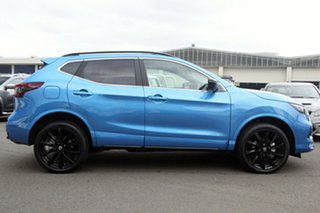 2020 Nissan Qashqai J11 Series 3 MY20 Midnight Edition X-tronic Vivid Blue 1 Speed Constant Variable