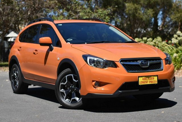 Used Subaru XV G4X MY15 2.0i Lineartronic AWD Melrose Park, 2015 Subaru XV G4X MY15 2.0i Lineartronic AWD Orange 6 Speed Constant Variable Wagon