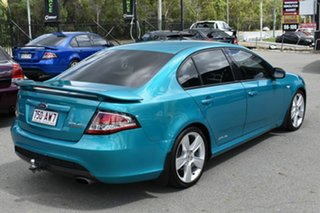 2008 Ford Falcon FG XR6T Green 6 Speed Auto Seq Sportshift Sedan