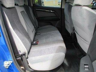 2015 Holden Colorado RG TURBO LTZ 4x4 Blue Automatic Crew Cab Utility