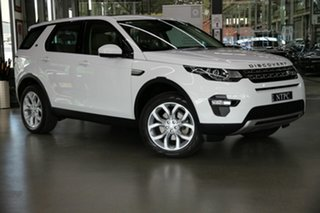 2017 Land Rover Discovery Sport L550 17MY HSE White 9 Speed Sports Automatic Wagon.