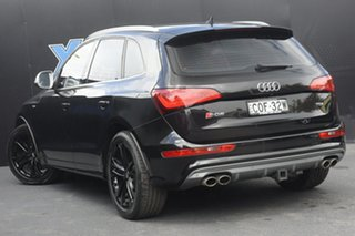 2013 Audi SQ5 8R MY14 TDI Tiptronic Quattro Black 8 Speed Sports Automatic Wagon