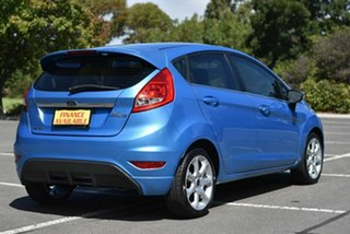 2010 Ford Fiesta WS Zetec Blue 5 Speed Manual Hatchback