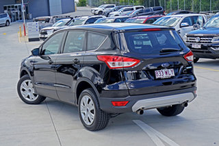 2016 Ford Kuga TF MY16.5 Ambiente 2WD Shadow Black 6 Speed Sports Automatic Wagon.