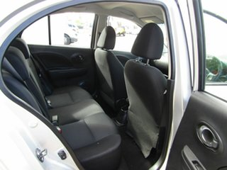 2012 Nissan Micra K13 ST-L Silver 5 Speed Manual Hatchback