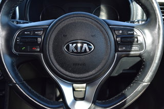2016 Kia Sportage QL MY17 SLi 2WD White 6 Speed Sports Automatic Wagon