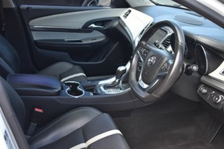 2013 Holden Calais VF MY14 V White 6 Speed Sports Automatic Sedan
