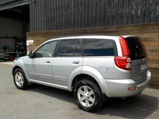 2011 Great Wall X240 CC6461KY Silver 5 Speed Manual Wagon